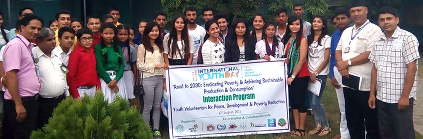 World International Youth Day - 2016