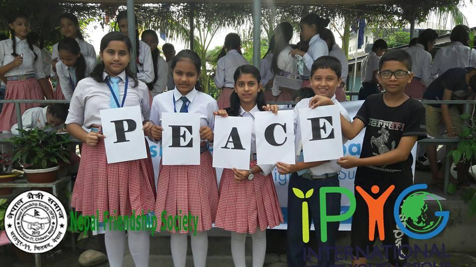 Legislate Peace Campaign- Nepal.